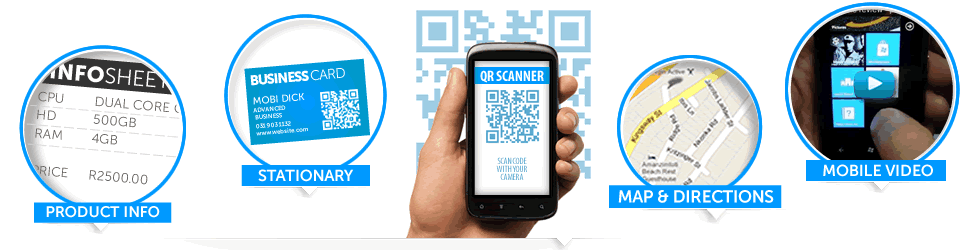 QR Code Marketing Solution Durban South Africa